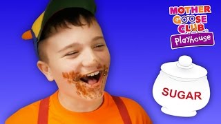 Kids Play Prank on Dad | Johnny Johnny Yes Papa | Mother Goose Club Playhouse Kids Video