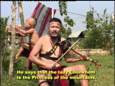 Tangkhul Naga Folk Song by Reuben