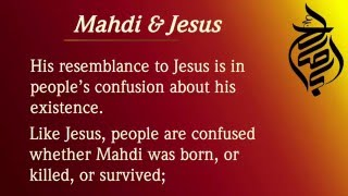 Imam al-Mahdi and the Previous Prophets