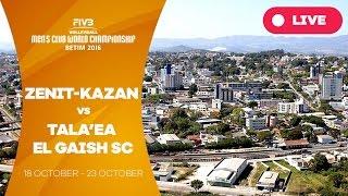 Zenit-Kazan v Tala'ea El Gaish SC - Men's Club World Championship