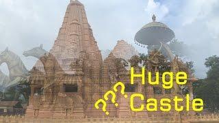Chaudhary Group Temple Shashwat Dham   Slow-MO   CG