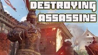 Destroying Assassins   Centurion Duels   For Honor