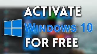 How To Activate Windows 10 Without Any Software For FREE | Easiest Tutorial | Cmd Tricks