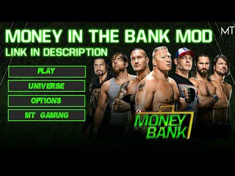 WR3D MONEY IN THE BANK MOD | WR3D WWE MOD | WR3D MITB MOD APK | WR3D NEW MOD LINK IN DESCRIPTION
