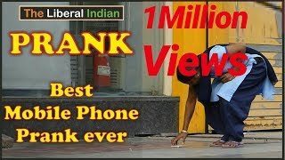 Best mobile prank ever | Pranks In India 2017 | Comment trolling | The Liberal Indian TLI