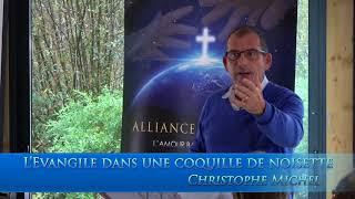 L'Evangile dans une Coquille de Noisette   Christophe Michel