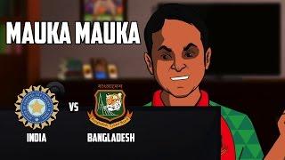 India vs Bangladesh Mauka Mauka Ad Spoof - T20 World Cup 2016