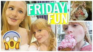 FRIDAY NIGHT OUT WITH MY FRIENDS VLOG ❤ Mia's Life ❤