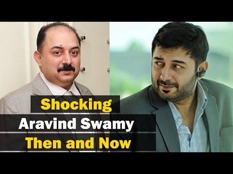 Shocking Aravind Swamy Then and Now