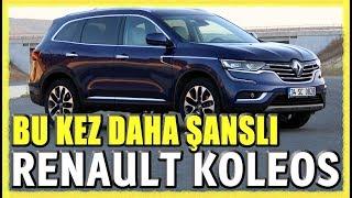 2017 Renault Koleos test sürüşü ve inceleme videosu
