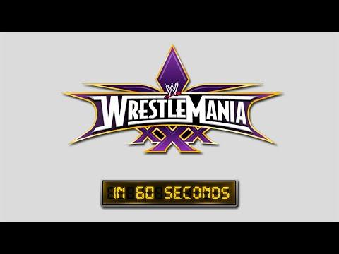 Xxx Mp4 WrestleMania In 60 Seconds WrestleMania 30 3gp Sex