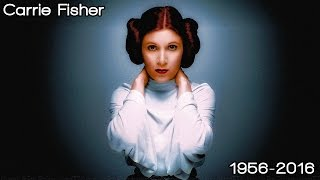 R.I.P. Carrie Fisher (Tribute Video) [RIP DEBBIE REYNOLDS]