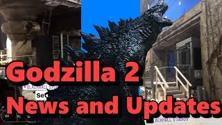 Godzilla King Of The Monsters Leaked Video From The Set (Minor Spoilers)