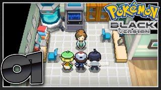 Pokémon Black - Episode 1: Three Balls and a Dream
