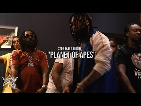 Xxx Mp4 Planet Of Apes Sada Baby X FMB DZ Official Music Video Shot By LacedVis 3gp Sex