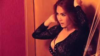 คลิป! เย้ายวนสุดใจ เบื้องหลังถ่ายแบบ  โบวี่ อัฐมา    FHM Thailand
