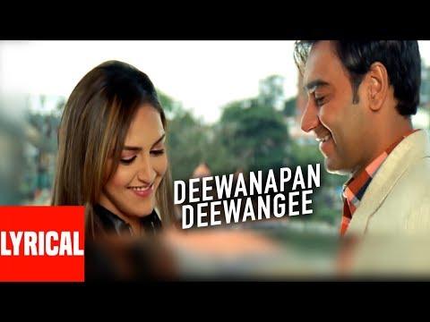 Xxx Mp4 Quot Deewanapan Deewangi Lyrical Video Main Aisa Hi Hoon Ajay Devgan Esha Deol 3gp Sex