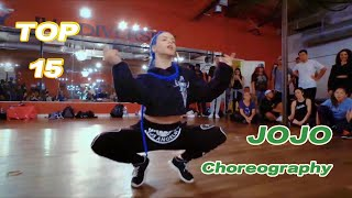 JOJO Gomez choreography the best  moment  compilations