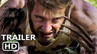 LOGAN Super Bowl TRAILER (2017) X-Men, Superhero Movie HD