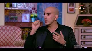 السفيرة عزيزة - حسام المراغي - يوضح طريقة عمل سكراب للبشرة بمواد طبيعية بالمنزل