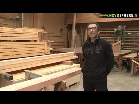Le matériau bois - Novosphere Habitat 1