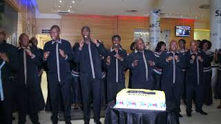 SABC turns 81-years: SABC Choir