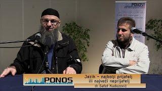 JEZIK - najbolji prijatelj ili najveci neprijatelj - dr.Safet Kuduzovic