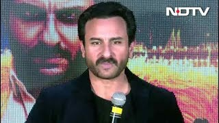 Saif Ali Khan on what makes him happy in real life