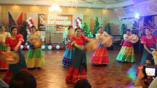 8th Cuyonon Baragatan Dance Number