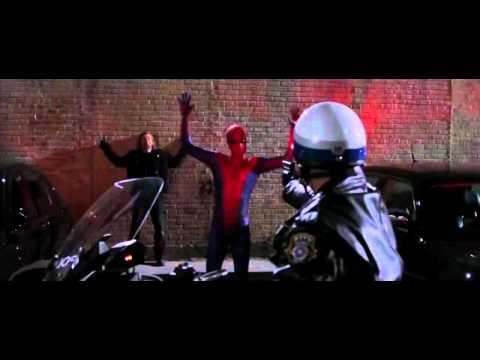 The Amazing Spider Man   'Car Thief' Full Scene
