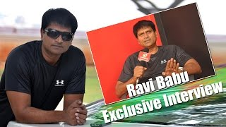 Ravi Babu About 'Avunu 2' And Affair With Poorna