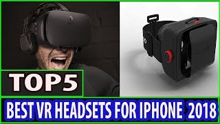 Best Virtual Reality Headset For Iphone  2018 - Best VR Headset For Iphone  2018