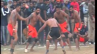(12) Final Match Nakodar V/S Shahkot 9 Feb 2016 Malerkotla (Sangur) Kabaddi Tournament