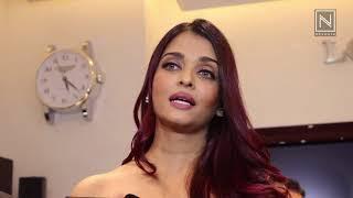 Longines Interview with Aishwarya Rai Bachchan ⌚ | Nevanta Media