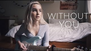 Without You - Lana Del Rey (Cover) by Alice Kristiansen