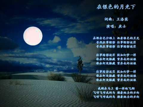 在银色的月光下 by 庶士