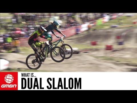 What Is Dual Slalom?   MTB