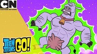 Teen Titans Go! | Saving the Time | Cartoon Network