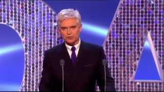 British Soap Awards 2012: Best Newcomer (Natalie Gumede)