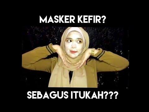 Masker Kefir ??? SEBAGUS ITUKAH ???    Tips Cantik Ala Ridha