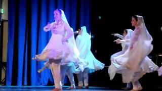 moonsun dance company  mehndi hai rachne wali 2912011