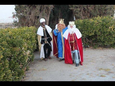 Cabalgata Reyes Magos 2015 Alhama de Granada