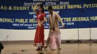 Bhojpuri Song performance By Amit in New York, USA