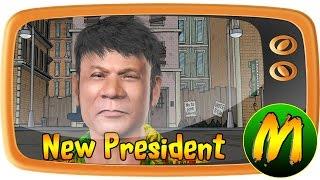 USAPANG PERA: New President