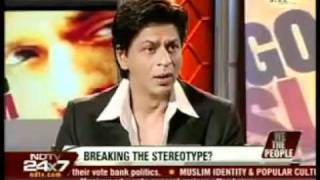 2 Dr  Zakir Naik, Shahrukh Khan, Soha Ali Khan on NDTV with Barkha Dutt