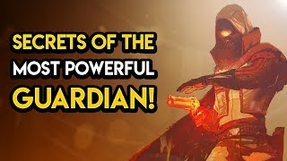 Destiny 2 - THIS CHILD IS ONE OF THE MOST POWERFUL GUARDIANS!