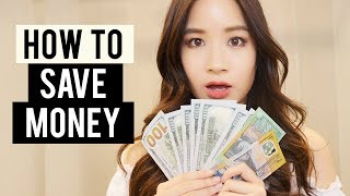 How I SAVED MONEY to live in JAPAN & TRAVEL