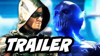 Arrow Season 4 Episode 10 Trailer Breakdown - Roy Returns and Zoom