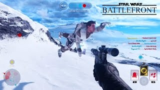 Star Wars Battlefront - Random Moments #5 (Funny Taunts, Superman!)