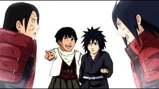 Naruto AMV - Madara & Hashirama - Runnin